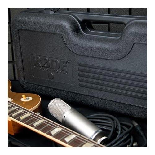 Rode RC2 Case for the NTK or K2 Microphones with Accessories