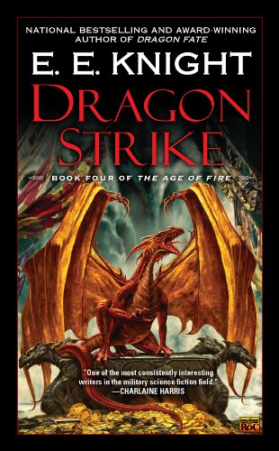 Dragon Strike: Book Four of the Age of Fire (Dragon Strike Board Game)
