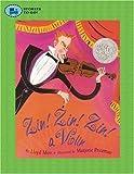 Zin! Zin! Zin! A Violin, Lloyd Moss, 1416908382