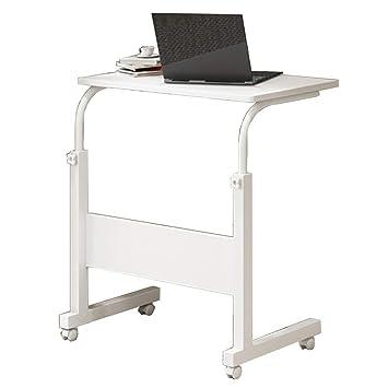 Mesa Plegable de Pared Mesa De Ordenador Portátil con Soporte para Computadora Portátil con Soporte para ...