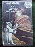 Of Matters Great and Small, Isaac Asimov, 0385022255