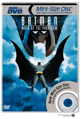Hastings Mini (Batman - Mask of the Phantasm (Mini DVD))