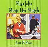 img - for Miss Julia Meets Her Match book / textbook / text book