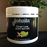 Sohaila Naturals Ginger Lime Body Butter For Sale