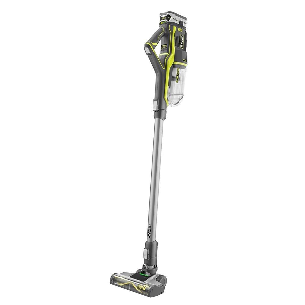 Ryobi 18-Volt ONE+ EverCharge Stick Vacuum Cleaner