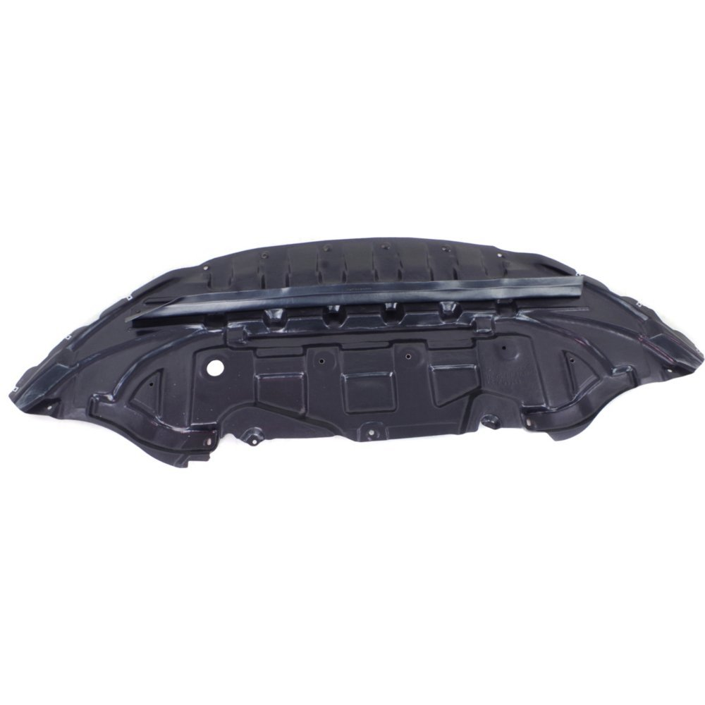 Engine Splash Shield compatible with MUSTANG 13-14 Under Cover//Stone Deflector Base Models