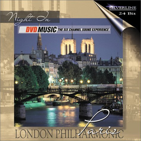 DVD : Night in Paris