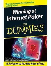 Winning at Internet Poker For Dummies