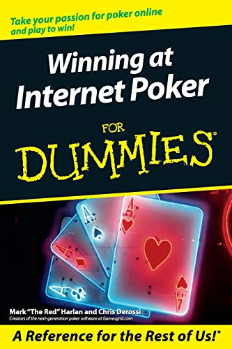- Winning at Internet Poker For Dummies