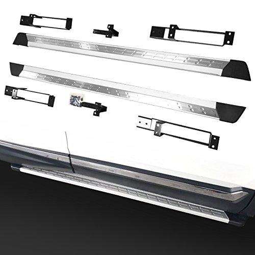 Par de escalones Laterales para Tabla de Correr Honda CRV 2017 2018 Nerf Bar