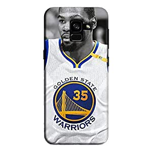 Cover It Up - Golden State Warriors Galaxy A7 2018 Hard Case