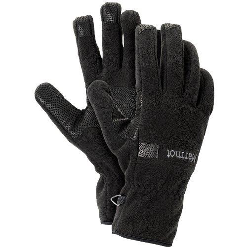 Marmot Men's Windstopper Glove, Black, X-Large