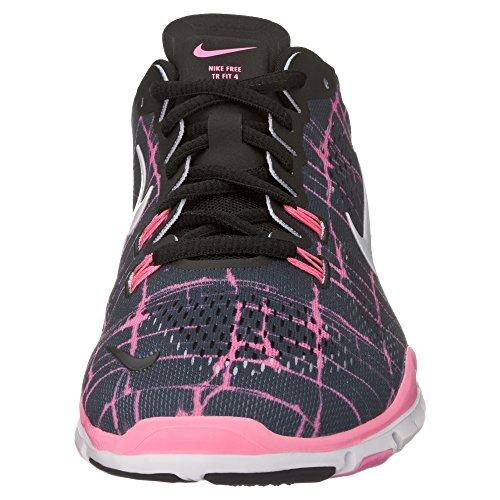Nike FREE 5.0 TR FIT 4 Print schwarz