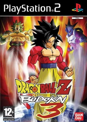 Dragon Ball Z: Budokai 3 (PS2)