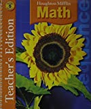 img - for Houghton Mifflin Math: Teacher Edition Grade 5 Volume 1 2007 by Carol Greenes (2008-01-14) book / textbook / text book