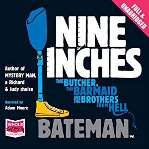 Nine Inches Audiobook