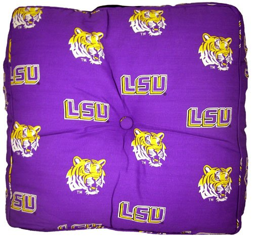 College Covers LSU Floor Pillow - Bears Floor Pillow
