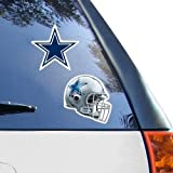 Dallas Cowboys 2-Pack 4'' x 4'' Die-Cut Decals