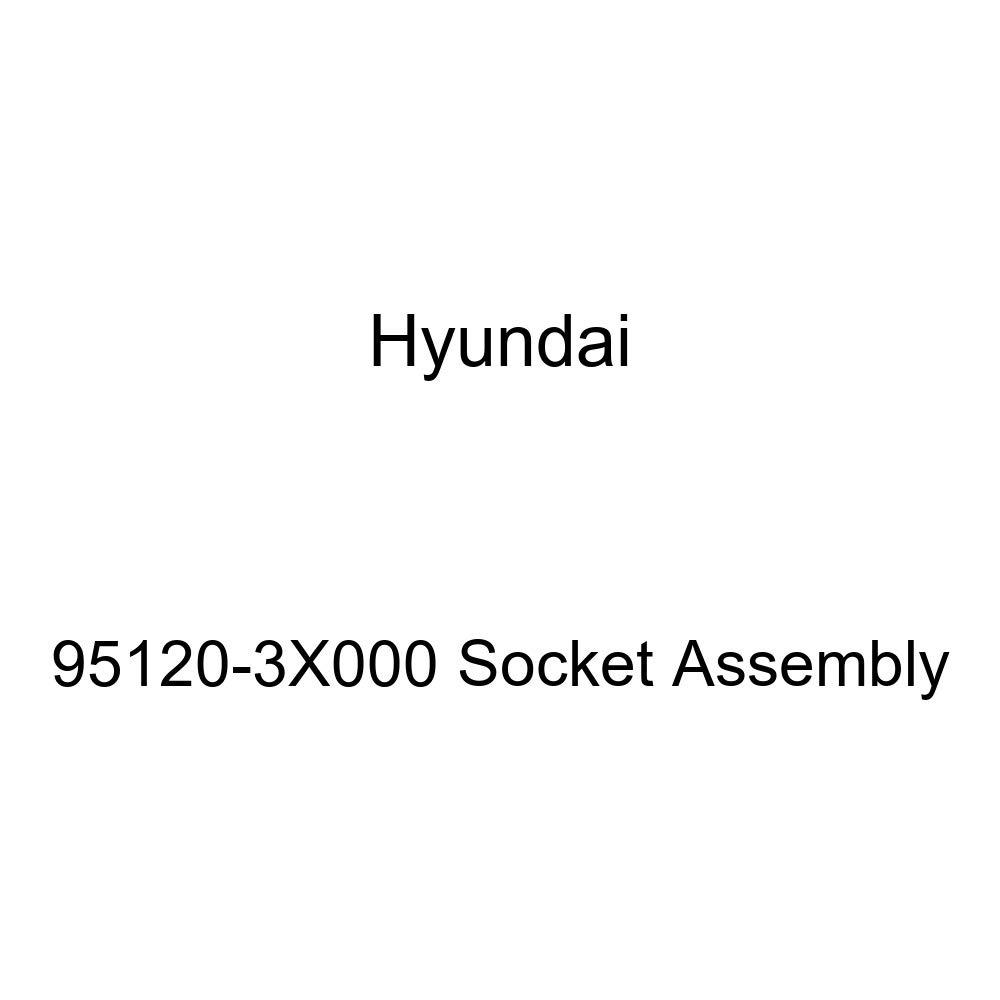 Genuine Hyundai 95120-3X000 Socket Assembly