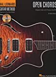 Open Chords: A Beginner's Guide with 18 Timeless Rock Riffs (Hal Leonard Guitar Method (Songbooks))
