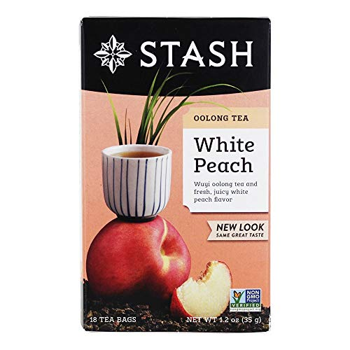 Stash Tea Tea Oolong White Peach