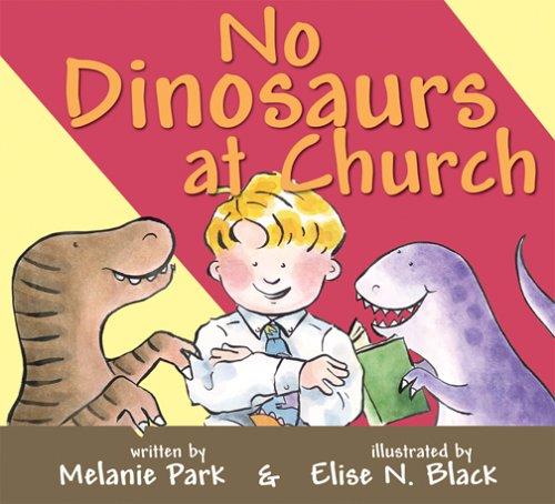 No Dinosaurs at Church ebook