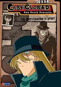 Case Closed - Old Grudges (Season 6 Vol. 1) [Import]