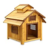 Pet Squeak Bird Dog House, Medium