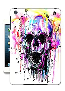 waterSKULLor Hard Cover Case for Apple iPad mini Designed by Bradley's Shop