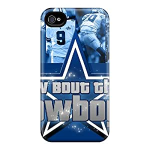 Anti-Scratch Hard Cell-phone Cases For Iphone 6 With Custom Fashion Dallas Cowboys Pictures TanyaCulver