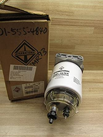 Amazon.com: International 1618386C93 Fuel Filter Water