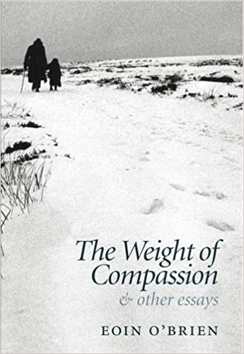 the weight of compassion essays on literature and medicine eoin  the weight of compassion essays on literature and medicine eoin o brien 9781843513889 com books