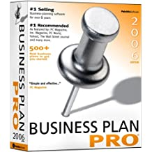 Palo Alto Business Plan Pro 2006