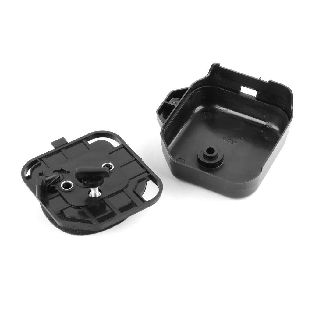 filtro de aire de moto esponja para motor de gasolina de 2 tiempos Manyo Filtro de aire para cortasetos