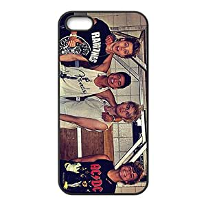 AC.DC. Ramones Cell Phone Case for iPhone 5S