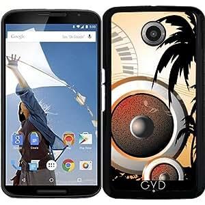 Funda para Motorola Nexus 6 - Altavoz by nicky2342