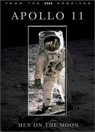Apollo 11: Men on the Moon: Amazon ca: Spacecraft Films: DVD