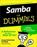 Samba for Dummies, George D. Haberberger, 0764507125