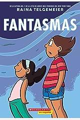 Fantasmas (Ghosts) (Spanish Edition) Kindle Edition