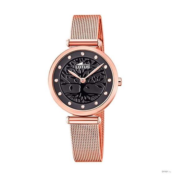 Amazon.com: Lotus 18710/3 - Reloj analógico de cuarzo para ...