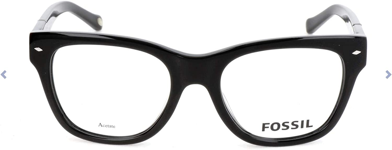 Fossil Monturas de gafas para Mujer