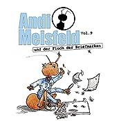 Andi Meisfeld und der Fluch der Briefmarken (Andi Meisfeld 9) | Tom Steinbrecher