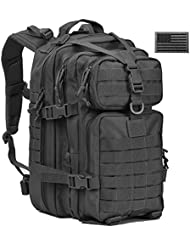 Military Tactical Backpack,Small Molle Assault Pack Army Bug Out Bag Backpacks Rucksack Daypack with Tactical...