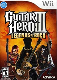 Amazon com: Wireless Guitar for Wii Guitar Hero and Rock Band Games
