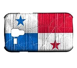 Funda Carcasa para Galaxy S3 Mini Bandera PANAMÁ 04