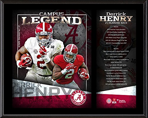 Derrick Henry Alabama Crimson Tide 12