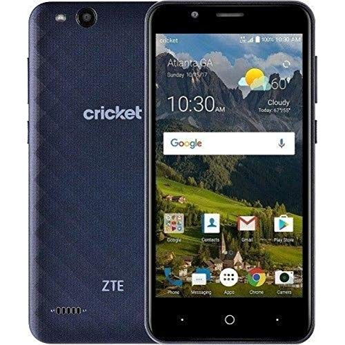 Zte Fanfare 3 Unlocked 4g Lte Usa Latin & Caribbean Quad Core Z852 5mp Flash 8gb Android 7.1 LCD 5.0 Desbloqueado ()