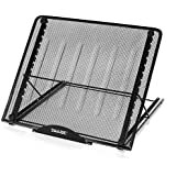 Large Version Ventilated Adjustable Light Box Laptop Pad Stand,IMAGE Multifunction (12 Angle Points) Skidding Prevented Tracing Holder for AGPtek/Huion A3 A4 LED Tracing Light Board &Diamond Painting