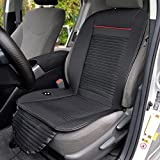 BDK SCX102 CoolFlow Massage - Cooling Car Seat Cushion with Built-in Fan Circulation