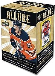 2020-21 UPPER DECK Allure Hockey Blaster Box